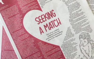 I Went To A Professional Matchmaker To Find Love